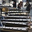 Marimbas vibraphones
